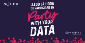 Party With Your Data @ Hotel Four Points Sheraton Medellín