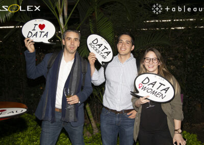 evento solex party with your data tableau 2