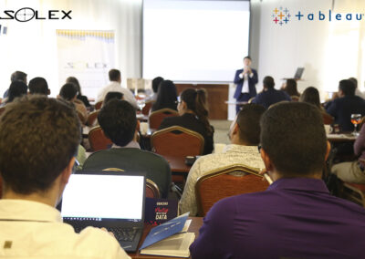 evento solex party with your data tableau 3