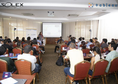 evento solex party with your data tableau 4
