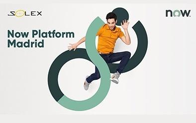 Bienvenidos al lanzamiento de Now Platform Madrid.