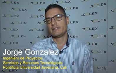 Solex y Tableau | Caso de éxito Pontificia Universidad Javeriana de Cali