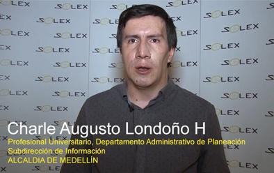 Solex y Tableau | Caso de éxito Alcaldía de Medellín