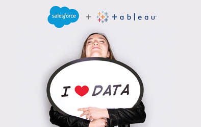 Salesforce firma acuerdo definitivo para adquirir Tableau