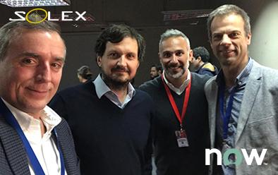 Solex & Servicenow dando inicio al kickoff de Empresa de Correos de Chile