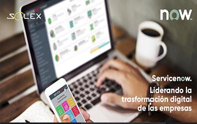 Servicenow. Por qué los proyectos de transformación digital fallan