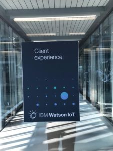 client experience IBM Watson IoT
