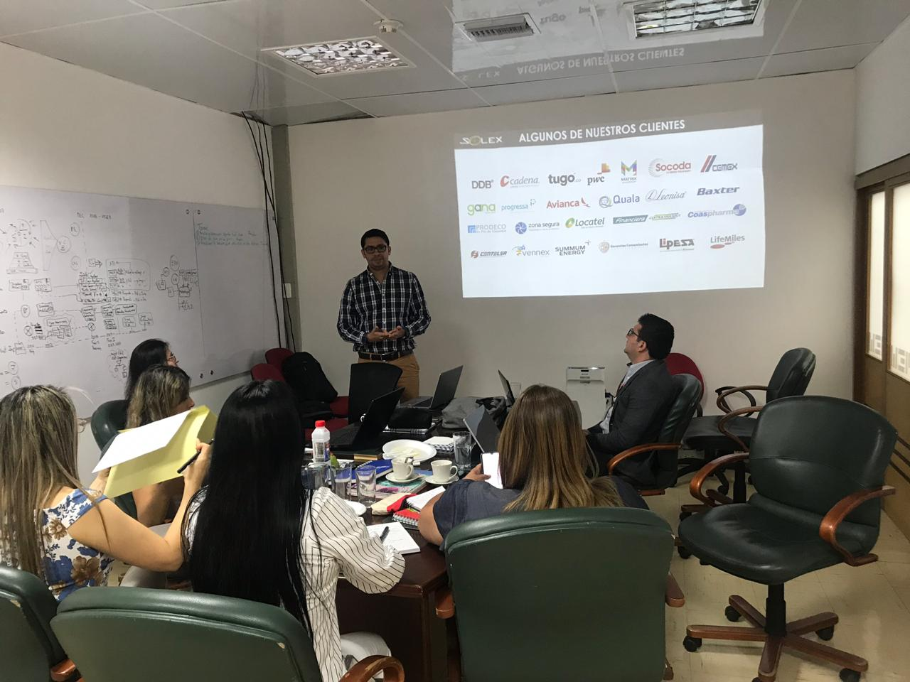 Raul Kick off proyecto de Gestión del Cambio en Emcali