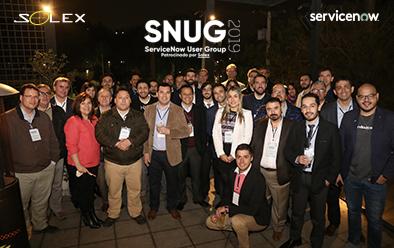 Culminación del SNUG 2019