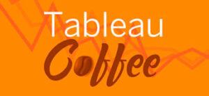 Evento Tableau coffee