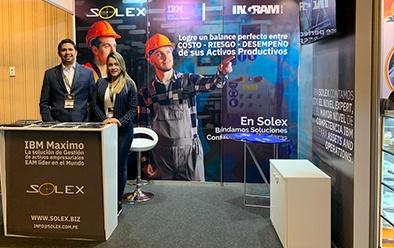 Exitosa participación de Solex Perú en Expomant 2019