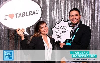 Solex en el Tableau Conference 2019