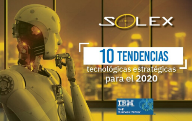 10 Tendencias tecnológicas estratégicas para el 2020 [Ebook]