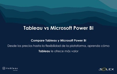 Descargue el E-Book – Tableau vs Microsoft Power BI 2020