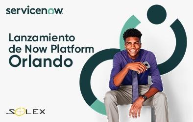 Lanzamiento de Now Platform Orlando