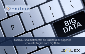 tableau bi big data