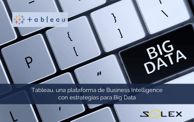 tableau bi big data