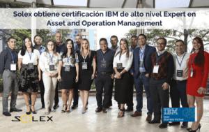 certificacion ibm experto gestion activos
