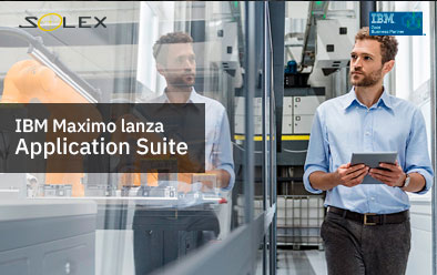 IBM Maximo lanza Application Suite