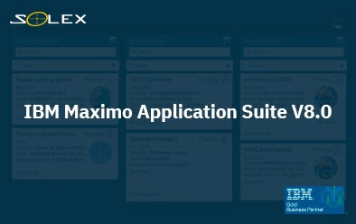 IBM Maximo Application Suite V8.0
