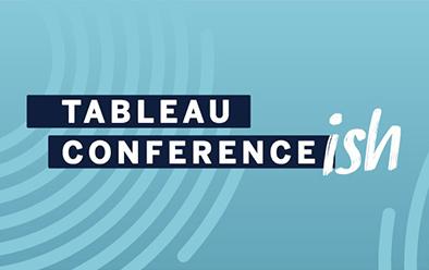 Tableau Conference-ish será del 6 al 8 de octubre de 2020