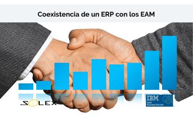 Coexistencia de un ERP con los EAM, gestión de activos empresariales