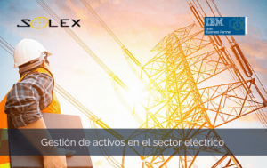 gestion de activos en el sector electrico