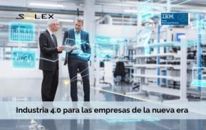 revolucion industrial 4 0 empresas