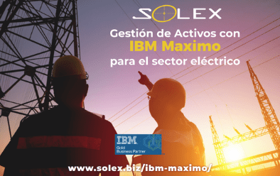 Gestión de Activos con IBM Maximo para el sector eléctrico [Ebook]