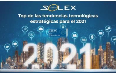 9 Tendencias tecnológicas estratégicas para el 2021 [Ebook]