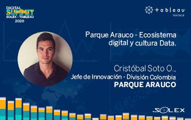 Solex & Tableau | Caso de éxito Parque Arauco