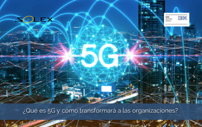 5G organizaciones