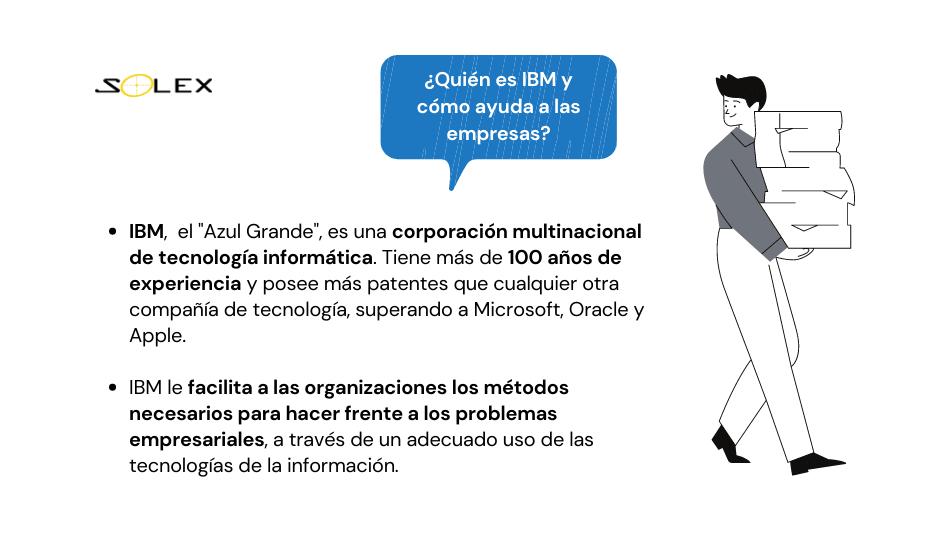 ibm empresas