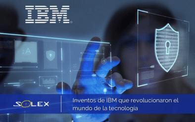 inventos de ibm
