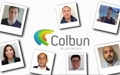 Go Live Cake en COLBUN con Solex & ServiceNow